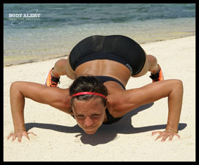 Exercises combinations multi training 365 - Dive bomber push up ...