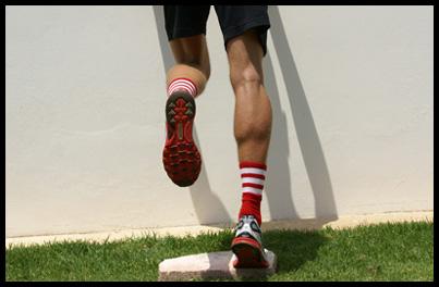 Calves - JUMP HIGHER AND RUN FASTER WITH STRONG CALVES
